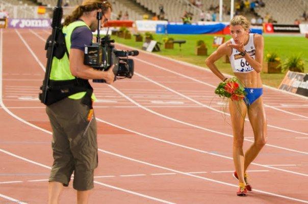 Eva Arias campeona de España
