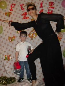 Mama-Myla y su peque!