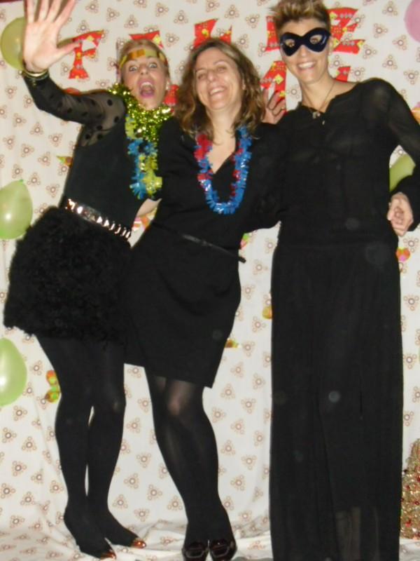 Las tres Marias, como os quiero!