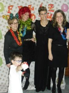 Super-mami y sus 3 marias+ Fran
