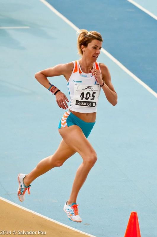 1500m.l Sabadell pista cubierta
