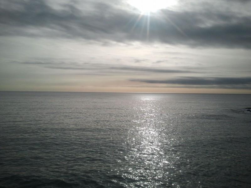 Playa de Fanals. LLoret de Mar.