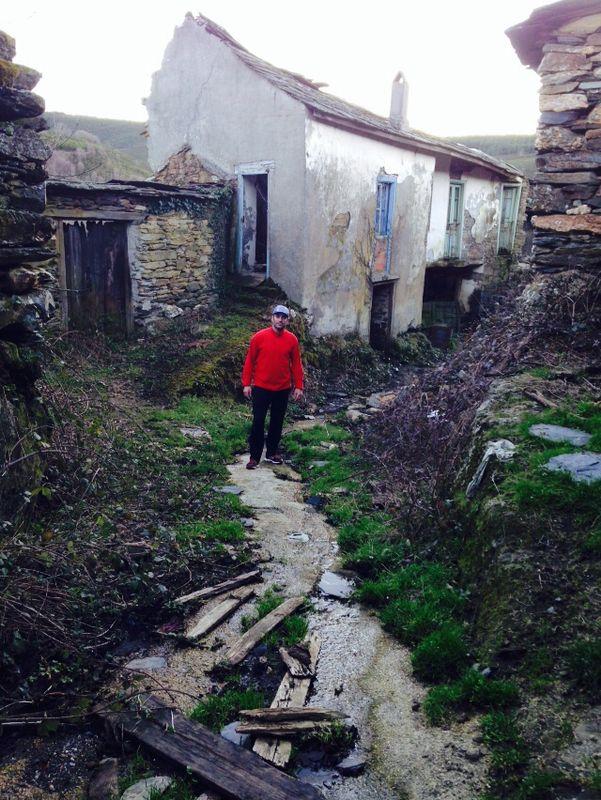 Pueblo abandonado de Fiais