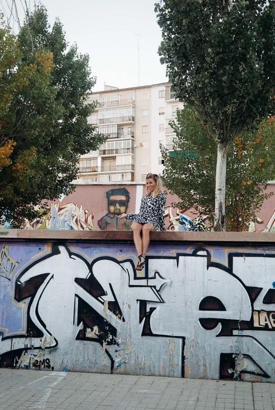 Mi amigo-grafitero!