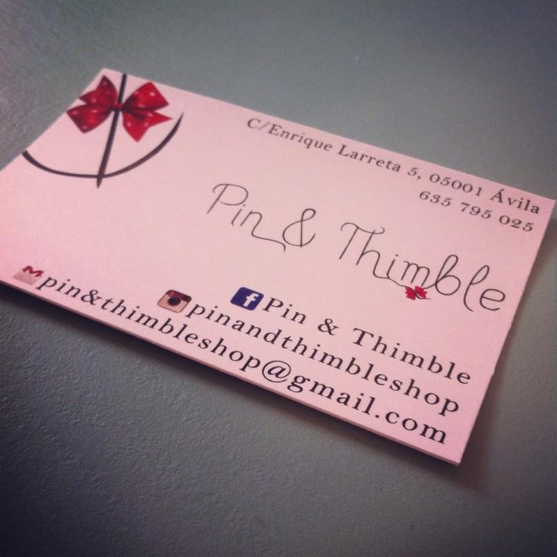 Pin&Thimble