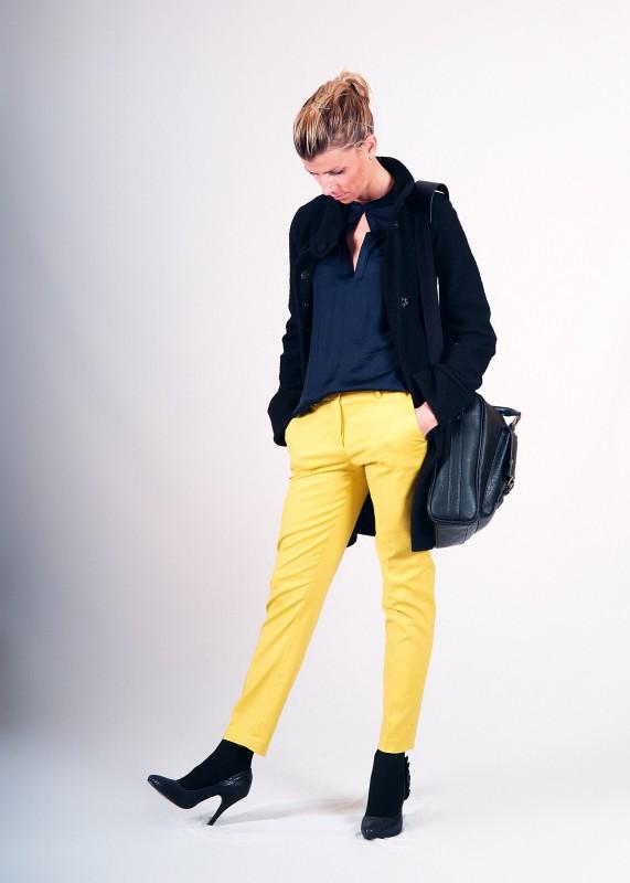 Black&yellow!