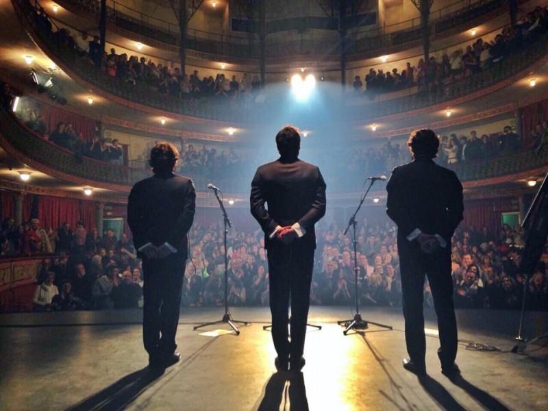 Lleno en el Gran Teatro de Cáceres!