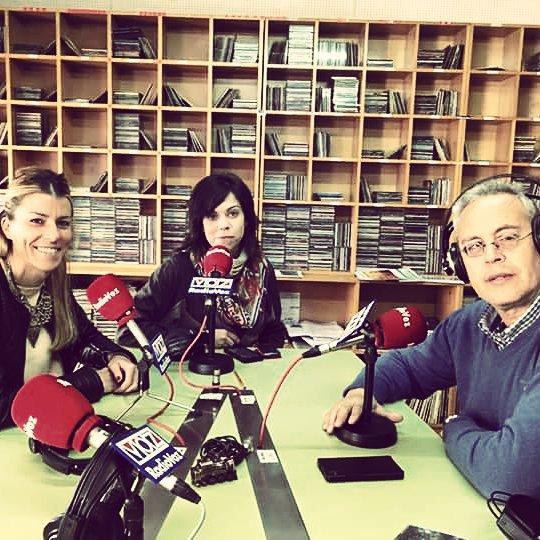 Radiovoz Eva Arias
