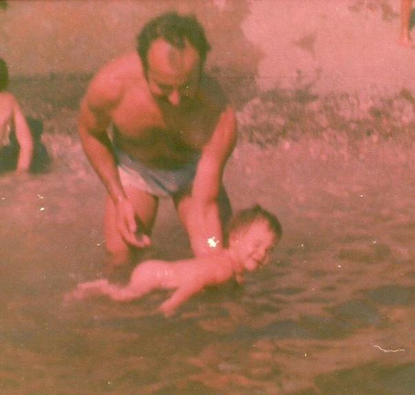 Papá y yo. Tarragona