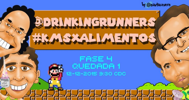 drinking runners