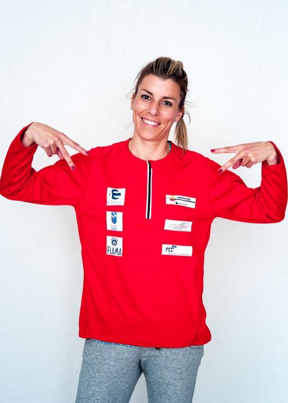 Eva Arias, sponsor!
